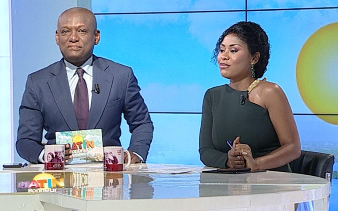 L'émission télé «Matin Bonheur» avec l'ONG Aline les cancers de l'enfant