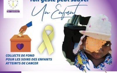 ONG Aline organise une collecte de fonds pour sauver des vies